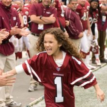 Madison Pettis in una sequenza del film Cambio di gioco (2007)