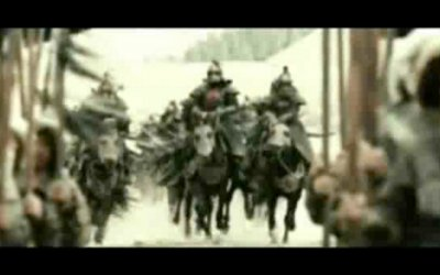 Mongol - Trailer italiano