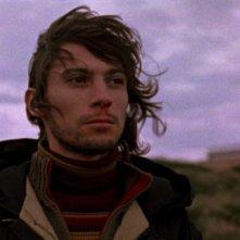 Nicola Adamo in una scena del film Jimmy della Collina