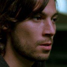 Nicola Adamo in una sequenza del film Jimmy della Collina