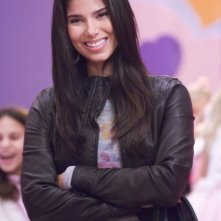 Roselyn Sanchez in una sequenza del film Cambio di gioco