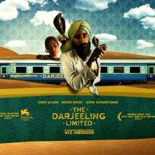 Wallpaper del film Il treno per il Darjeeling