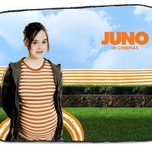 Wallpape del film Juno - Ellen Page