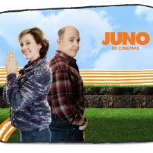 Wallpaper del film Juno - i genitori