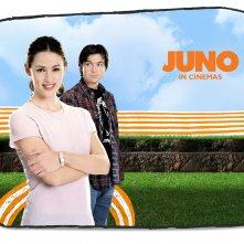 Wallpaper del film Juno - i genitori adottivi