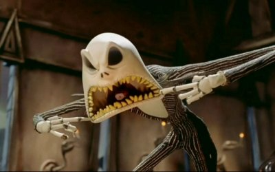 Nightmare Before Christmas - Trailer