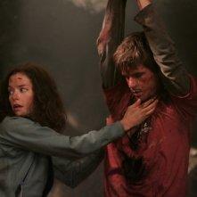 Gina Holden trova suo fratello nella tana del Wendigo nel secondo episodio di Supernatural