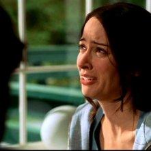 Il personaggio di Amy Acker è profondamente turbato dall'esperienza sovrannaturale che stava per ucciderla in 'Morte nell'acqua' di Supernatural