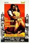 La locandina di Salomone e la regina di Saba