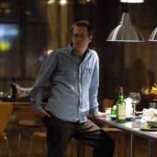 Steve Buscemi in una scena del film Interview
