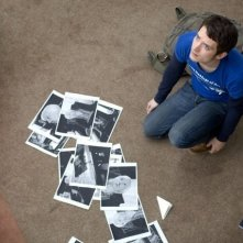 Elijah Wood in una sequenza del mystery Oxford Murders - Teorema di un delitto