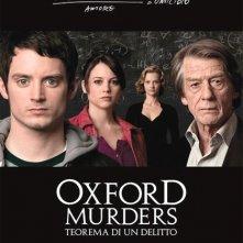 La locandina di Oxford Murders - Teorema di un delitto