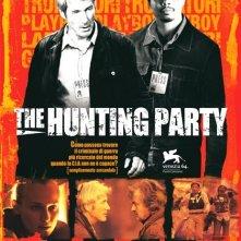 La locandina di The Hunting Party