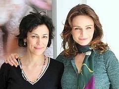 La regista Anna Negri presenta 'Riprendimi'