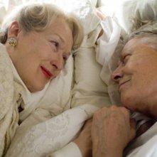 Meryl Streep e Vanessa Redgrave in una scena del film Un amore senza tempo