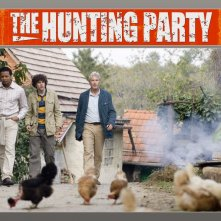Wallpaper del film The Hunting Party