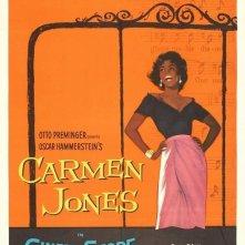 La locandina di Carmen Jones