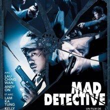 La locandina di Mad Detective