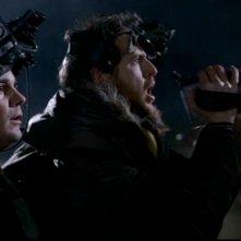 A.J. Buckley nel ruolo di Ed Zeddmore e Travis Wester nel ruolo di Harry Spengler, gli acchiappafantasmi imbranati dell'episodio 'La casa infernale' di Supernatural