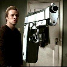 Brendan Fletcher interpreta Max Miller, un ragazzo con poteri telecinetici, nell'episodio 'Incubi' di Supernatural