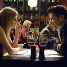 Clémence Poésy e Colin Farrell nel film In Bruges (2008)