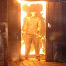 Nicholas Harrison nel ruolo di Mordechai Murdoch, un'apparizione diabolica creata dal un demone Tulpa nell'episodio 'Hell House' di Supernatural