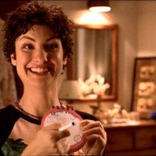Dagney Kerr in una scena dell'episodio 'Fuga dall'oltretomba' della quarta stagione di Buffy - L'ammazzavampiri
