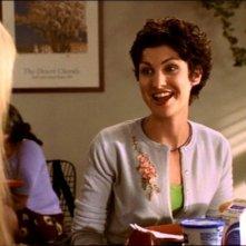 Dagney Kerr in una sequenza dell'episodio 'Fuga dall'oltretomba' della quarta stagione di Buffy - L'ammazzavampiri