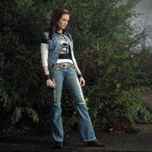Anne Openshaw, nel ruolo della vampira Kate, nell'episodio 'Dead man's blood' di Supernatural