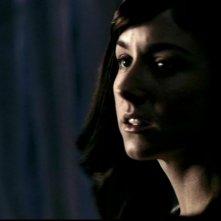Jared Padalecki e Erin Karpluk, nell'episodio 'Salvation' di Supernatural