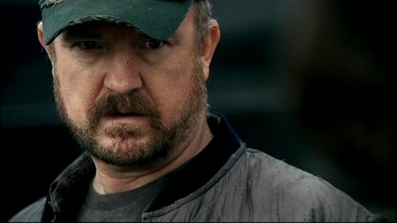 Jim Beaver nel ruolo di Bobby Singer, l'esperto cacciatore di demoni, nell'episodio 'In my time of dying' della serie Supernatural