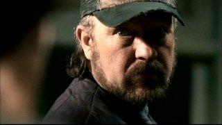 Jim Beaver, nel ruolo di Bobby Singer, un cacciatore esperto di demoni, nell'episodio 'La trappola del diavolo' di Supernatural
