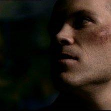 Josh Bkacker, nel ruolo di Caleb, un cacciatore amico dei Winchester, nell'episodio 'Salvation' di Supernatural