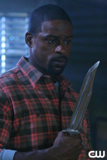 Sterling K. Brown interpreta Gordon Walker, un cacciatore un po' psicotico, nell'episodio 'Bloodlust', della serie Supernatural
