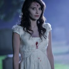 Tamara Feldman nel ruolo di Angela, uno zombie nell'episodio 'Children shouldn't play with dead things' di Supernatural