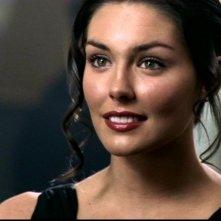 Taylor Cole è Sarah Blake, una ragazza che accende l'interesse di Sam, nell'episodio 'Il quadro maledetto' di Supernatural
