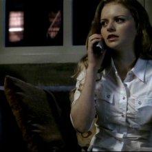 Andrea Brooks nel ruolo di Katie, nell'episodio 'No Exit' della serie Supernatural