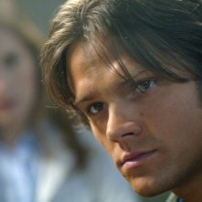 Jared Padalecki e Kate Jennings Grant nell'episodio 'Croatoan' della serie Supernatural