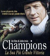 La locandina di Champions
