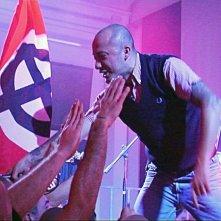 Un'immagine tratta dal documentario Nazirock