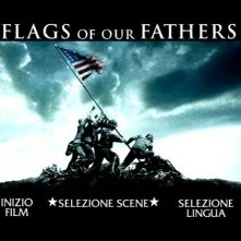 Il menù principale del primo disco di Flags of our fathers