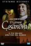La locandina di Il giovane Casanova