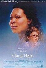 La locandina di Il grande cuore di Clara