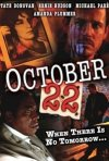 La locandina di October 22