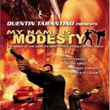 La locandina di Il mio nome è Modesty