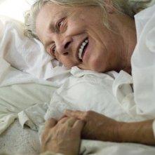 Vanessa Redgrave in una scena del film Un amore senza tempo
