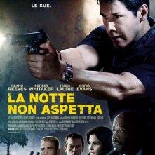 La locandina italiana di La notte non aspetta