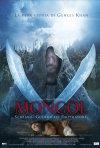 La locandina italiana di Mongol