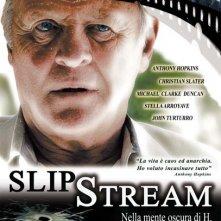 La locandina italiana di Slipstream - Nella mente oscura di H.