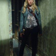 Katie Cassidy nel ruolo di Ruby, un demone che aiuta i Winchester nell'episodio 'The Magnificent Seven' della serie Supernatural